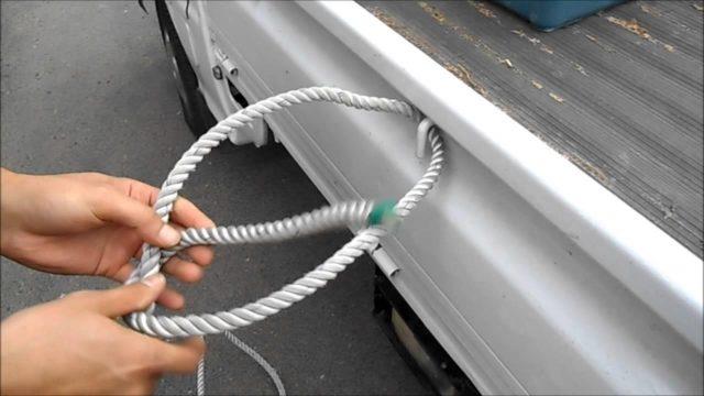 トラックの荷台ロープの結び方(ロープワーク)は?南京結び・輸送結びとか色々教えて_アイキャッチ