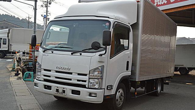 2tトラック(2トン車)のドライバーの配送の仕事内容まるわかり_アイキャッチ