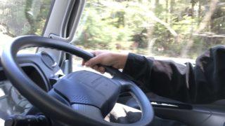 トラックの運転のコツ、カーブとバックが大事!初心者~上級者_アイキャッチ