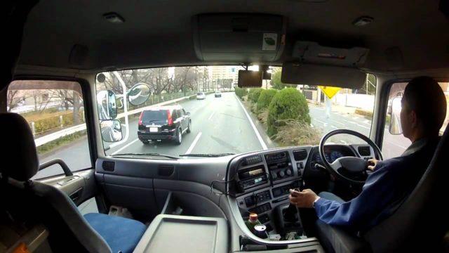 トラック運転手の必需品と長距離トラックドライバーの車内生活の必需品がまるわかり