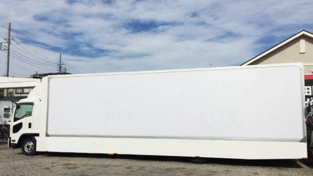 4トントラックのスーパーロング(超ロング)・お化け4tがまるわかり