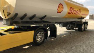 大型トラックの燃料タンクの容量と違法にならない増設方法まるわかり
