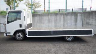 トラックの低床/全低床/高床の特徴や違いととメリットがまるわかり