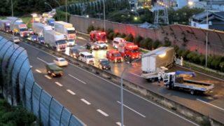 トラック運転手の事故責任やドライバーの事故率・事故原因がまるわかり
