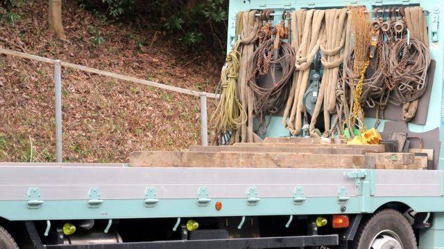 トラックの車両総重量と最大積載量とトン数の関係がまるわかり