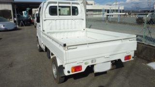 軽トラックのサイズ(全長・長さ/車幅/高さ)と荷台寸法や大きさがまるわかり