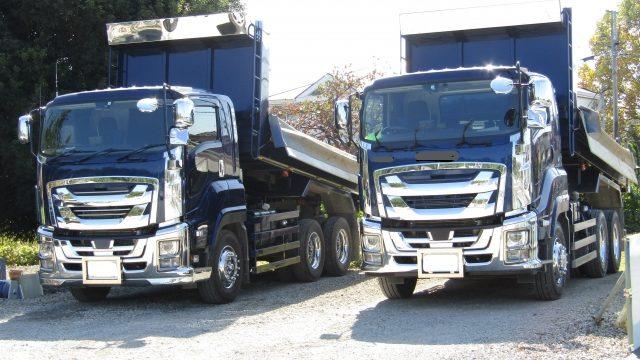 ダンプカーの車両区分別の積載量/荷台寸法と過積載についてまるわかり!